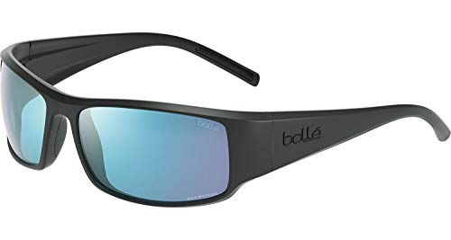bollé BS026007 King Gafas de sol, Full Black Matte - Phantom+