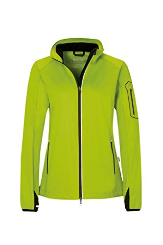 Hakro Women-Light-Softshell-Jacke Sidney, HK256-kiwi, 3XL