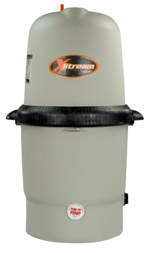 Hayward XStream CC1000 Above Ground Pool Cartridge Filter | More Efficient | Large Filtering Body | 150 Square-Feet