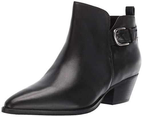 Sam Edelman Women's Neena Ankle Boot, Black, 8 Medium US