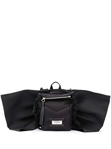 Luxury Fashion | Givenchy Woman BB50BPB0RT001 Black Synthetic Fibers Backpack | Spring Summer 20