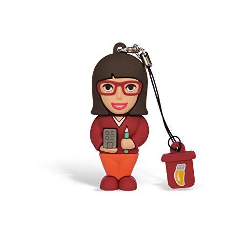 Professional Usb Architetto Donna, Simpatiche Chiavette USB Flash Drive 2.0 Memory Stick Archiviazione Dati, Portachiavi, Pendrive 8 GB