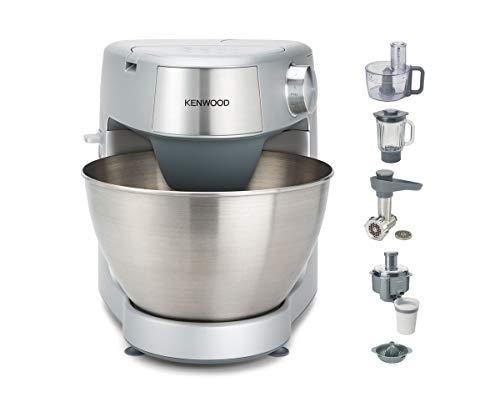 Kenwood Prospero+ KHC29.P0SI - Robot de Cocina Multifunción 1000W, 4,3L, Mezcla, Bate,...