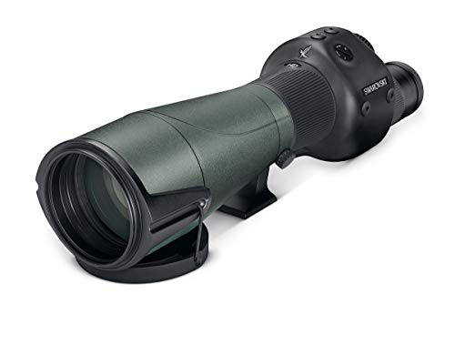 Best Price SWAROVSKI 25-50x80 STR 80 Spotting Scope with 25-50 Eyepiece(Straight Viewing, MRAD Retic...