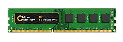 MicroMemory 2GB Memory Module 1333MHz DDR3, KVR13N9S6/2 KVR1333D3S8N9/2G (1333MHz DDR3 DIMM)