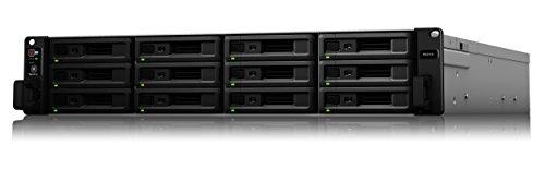 Synology RS2418PLUS RS2418PLUS Servidore, Intel 2.10 GHz, 4 GB, 0 GB, Linux
