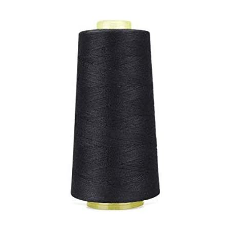 Polyester 110 yards Multi-purpose 1 bobbin of thread for sewing any textiles 634 Ambre very resistant thread