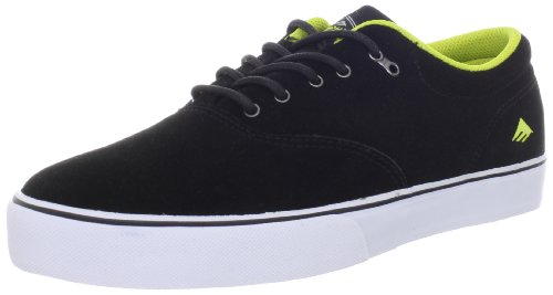 Emerica The Reynolds Cruisers, Chaussures de sport homme - Noir (Black/Lime 895), 40 EU