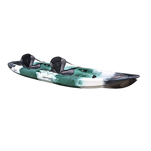 Point 65 Tequila Angler Duo Kayak modulable