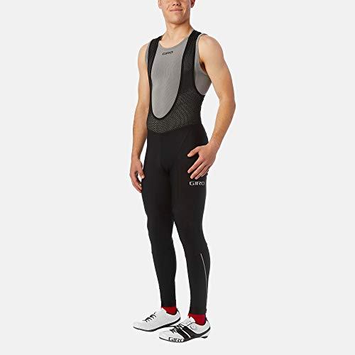 Giro Herren M Chrono Expert Thermal Bib Tight Fahrradbekleidung, Black, XL