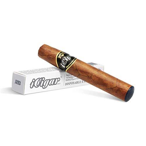 1200 Puffs Cohiba Flavour Disposable e-Cigar - 12 mg