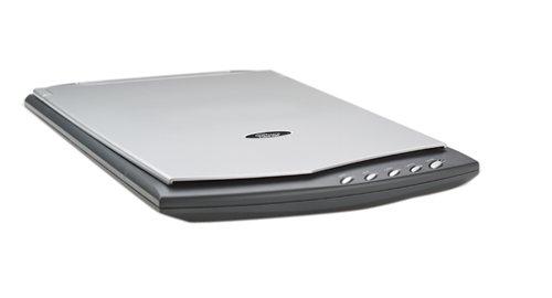 Visioneer OneTouch 7300 USB Ultra-Slimline Flatbed Scanner