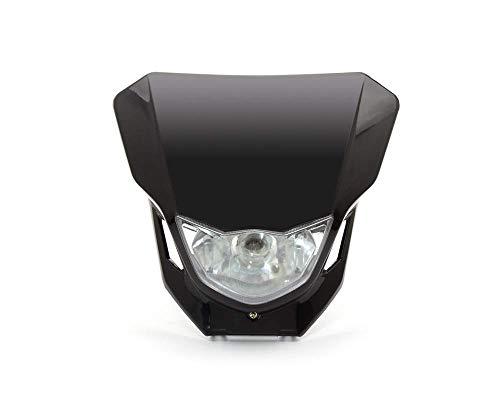 Moto Phare - Supermoto & Streetfighter - Noir - 12V 35W