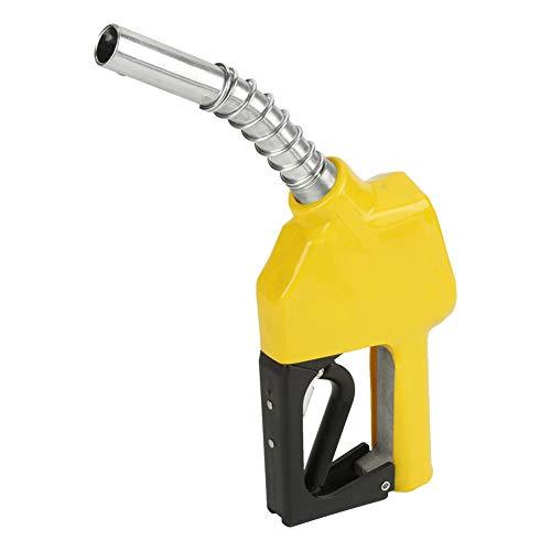Boquilla de combustible - 1pc Aluminio Corte automático Boquilla de combustible Combustible Herramienta de dispensación de combustible diesel