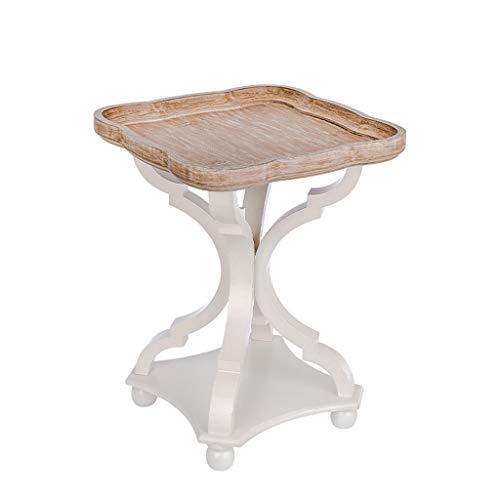Table Basse Creative Petite Table basse Cabinet Sofa Cabinet rétro petit appartement pour salon petite table Table d'appoint Table d'Appoint