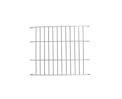 Ellie-Bo Silver Divider for 24 inch Small Dog Crate Cag