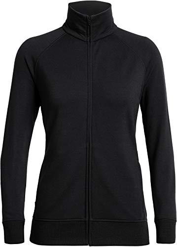 Icebreaker Lydmar Longsleeve Zip Jacket Women - Fleecejacke