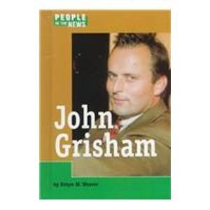 People in the News - John Grisham