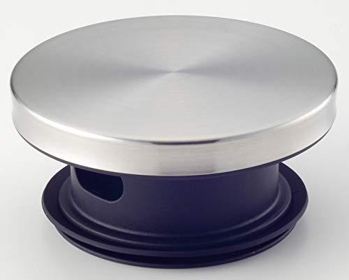 『iwaki(イワキ) 耐熱ガラス ピッチャー 冷水筒 角形 1L スクエアサーバー把手付き 麦茶 お茶 ポット KT296KT-SV』の5枚目の画像