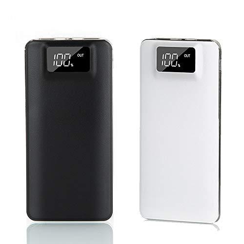 Rosa Oro POWERADD Virgo II Powerbank Batteria Portatile da 10000 mAh Caricabatterie Portatile con Display LED,Una Porta Type-C e 2 Output per iPhone X // 8//7 // 6 Samsung S9 // S8 e Tanti Altri