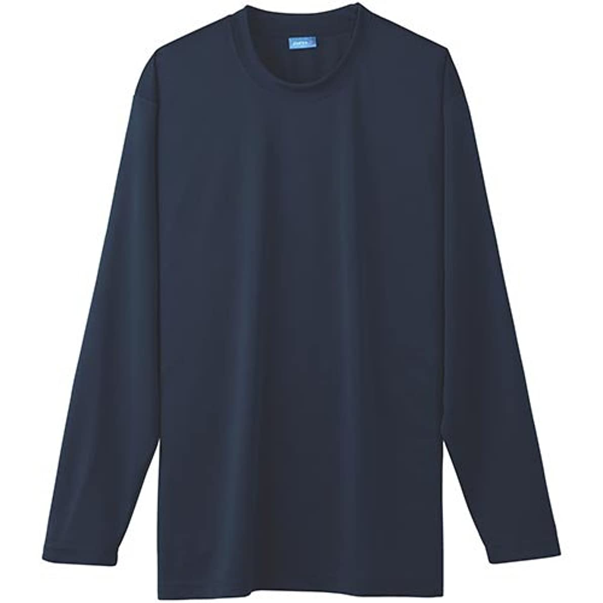 ジョイント大使館驚いたSOWA(ソーワ) 50382 長袖Tシャツ ネイビー L