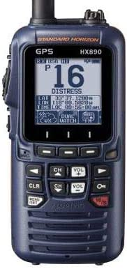 Standard Horizon Hx890e Vhf Handheld Elektronik