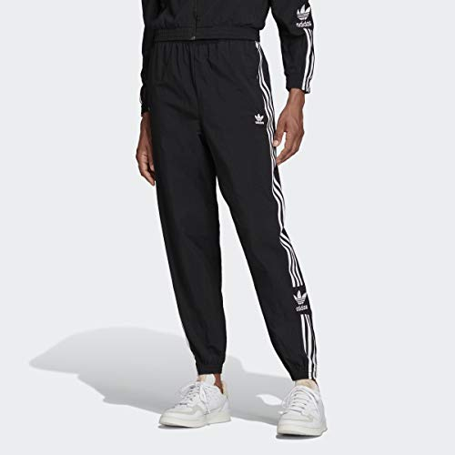 adidas Originals Women's Lock Up Track Pant, black, Large