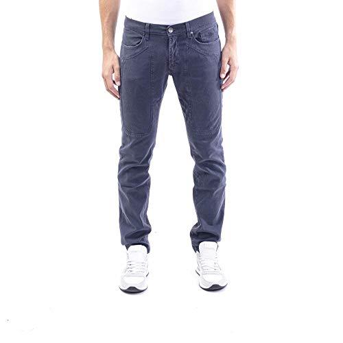 JECKERSON Jeans Misto Cotone Uomo cod.UPA077T012329 Army Size:35