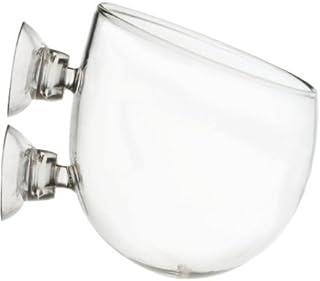 Kasamy 水槽 アクアリウム 立体的 レイアウト に クリア ガラス ポッド 小型 植木鉢 アクア スカイ ガーデン