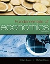 Fundamentals of Economics by Boyes,William; Melvin,Michael. [2011,5th Edition.] Paperback