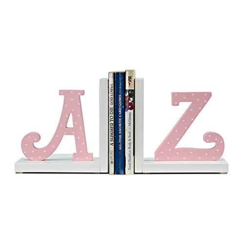 Lrxq boekensteunen van de schattige karikatuur-versieringen voor de kinderkamer, slaapkamer, desktop-boekensteunen