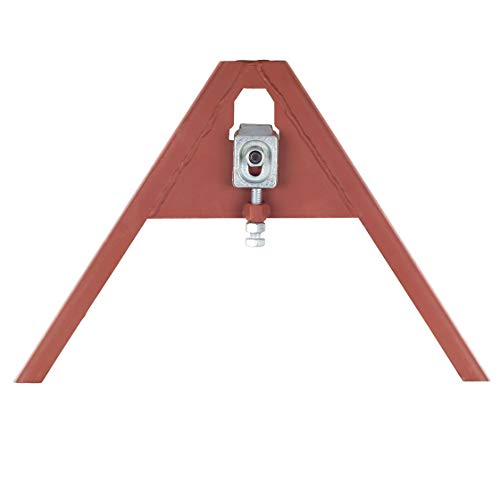 Gerätedreieck   Anbaudreieck   Kat kommunal   Anschweißdreieck   Dreieck   für Schlepperdreieck   Gegenstück   zum Anschweißen   für Kleintraktoren   mit Sicherungsklinke