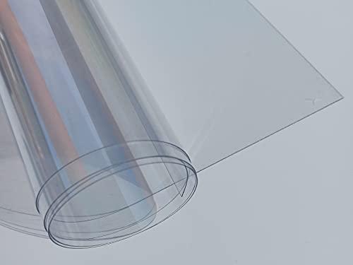 Folie aus Polycarbonat klar 2050 x 1220 x 0,5 mm alt-intech