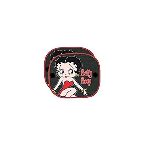 Parasol Coche – Cortinilla lateral - Betty Boop – Negro