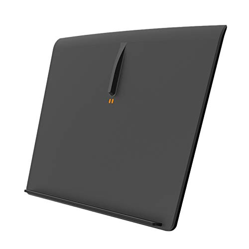 Vrttlkkfe Cargador inalámbrico de 10 W para coche, cargador inalámbrico para smartphone para modelo 3