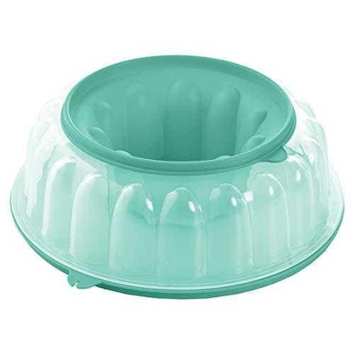 moldes para gelatina de plastico marca Tupperware