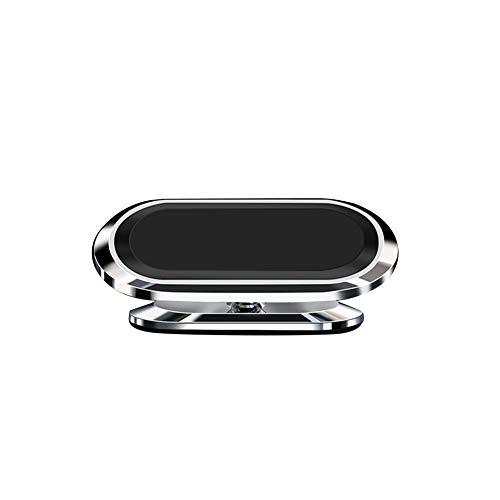 Boyfriend Cardig Porta Telefono Magnetico per Auto,Mini Supporto Magnetico per Telefono Cellulare Supporto per Cruscotto da Scrivania Adesivo Posteriore per Tablet
