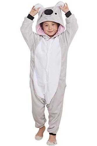 Qemsele Niños Onesies Kigurumi Pijamas Niña Traje Disfraz