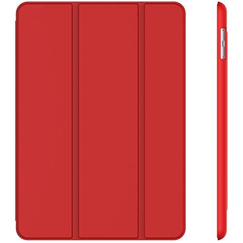 Capa Ipad 6 A1893 A1954 Tela 9.7 6º geração Smart Case Vermelha