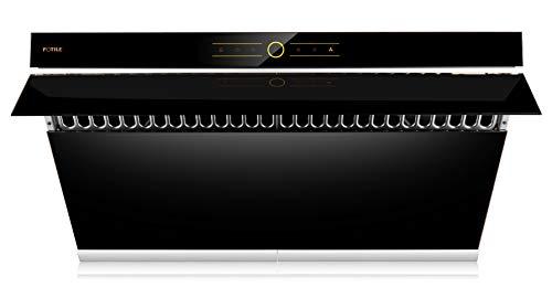 FOTILE JQG9001 36' Range Hood | Unique Side-Draft Design for Under Cabinet or Wall Mount | Modern...