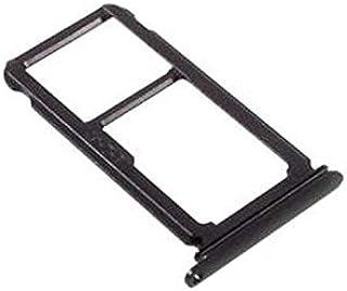 صينية شريحة من قطعة غيار أسود من ريفيكسيت REFIXIT لقطعة غيار الشريحة سوداء متوافقة مع هواوي P10 PLUS