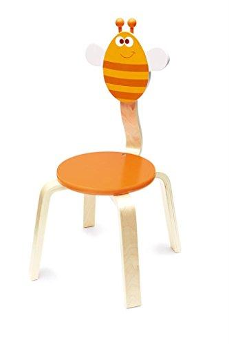 Scratch 6182301 - stoel bij Billie, 33 x 33 x 65 cm
