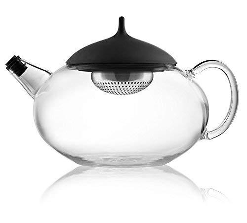 Eva Solo Glasteekanne 1,0 l mit integriertem Tee-Ei 567415