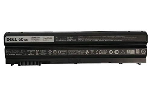 Gernuine Dell Latitude E5430, E5530, E6430, E6440, E6540, E6430, E6530 60WHr 6-Cell Primary Battery 451-11977 451-11694 T54FJ MDK62