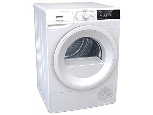 Gorenje DE92/G Wärmepumpentrockner - 9 kg, Weiß, A++