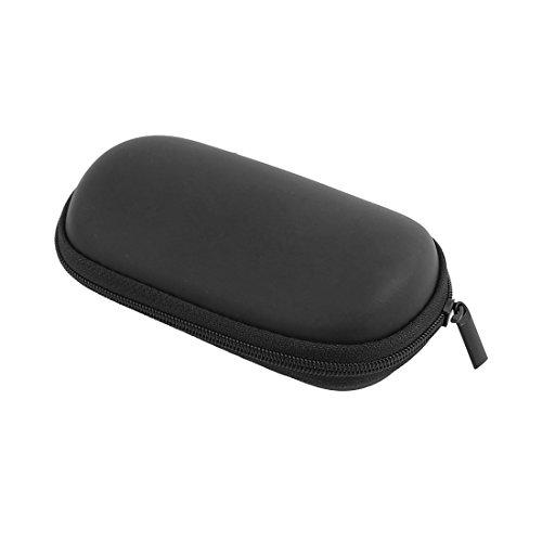 Aexit 122 x 72mm Mini Tragbare Kopfhörer Geldbörse Kopfhörer Fall Kabel Aufbewahrungsbox (7d8fab37342e0090e24802ff30eac972)