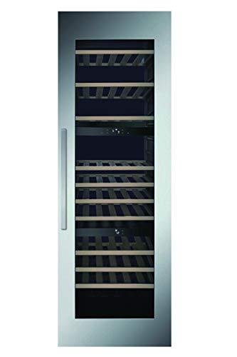 Küppersbusch FWK8800.0E Einbau-Weinklimaschrank, 178cm, bis zu 97 Flaschen, inkl. 3 Temperaturzonen [Energieklasse B]