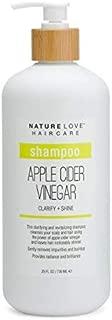 Nature Love Haircare Apple Cider Vinegar Shampoo 25 Fl. Oz.