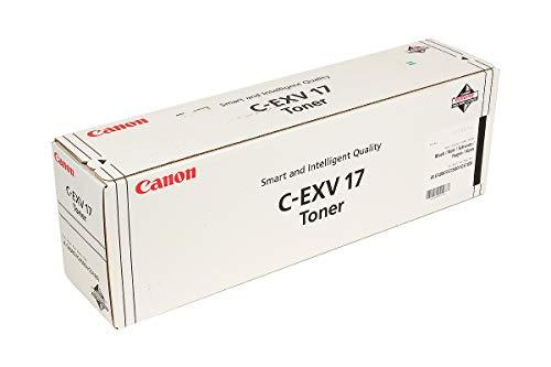 Canon 0262B002 C-EXV 17 Tonerkartusche schwarz 26.000 Seiten