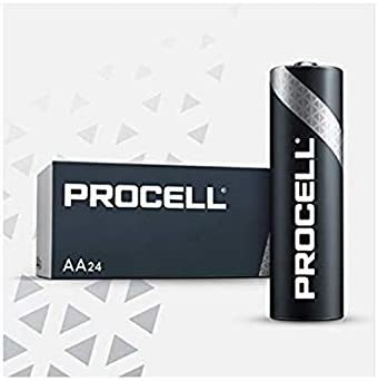 24-Pack Duracell Procell AA Battery